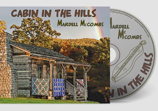 Cabin In The Hills audio CD