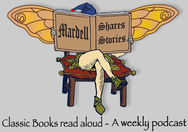Mardell Share Stories Podcast logo